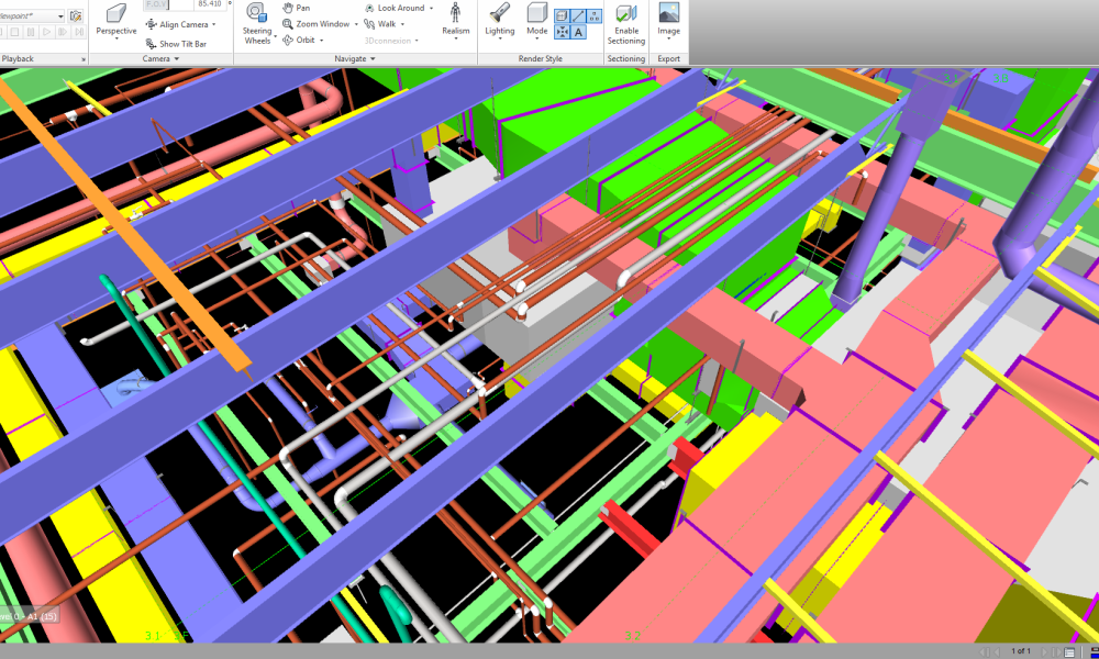 Navisworks Clash Detection